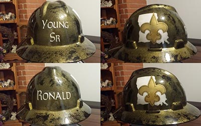 Saint hard hat1